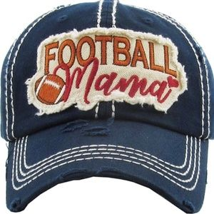 Accessories - Football Mama - Cap